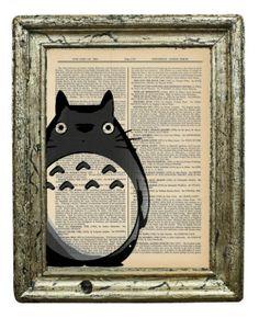 Totoro (DIY)