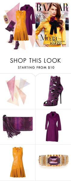 """""""#Glamour"""" by rockingmother ❤ liked on Polyvore featuring Giuseppe Zanotti, Gucci, Ermanno Scervino, Drome and Glamour"""