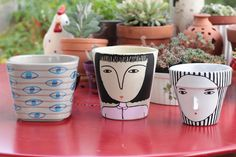 customiser cache pot kinska Pots, Tableware, Dinnerware, Tablewares, Dishes, Place Settings, Cookware, Jars, Flower Planters