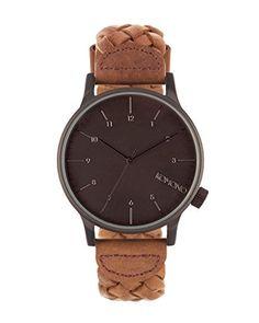 KOMONO Herren Watches/Uhren Winston Woven - http://on-line-kaufen.de/komono/komono-herren-watches-uhren-winston-woven