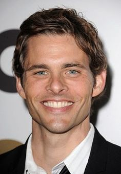 "James Marsden - such a cute smile!  ✮✮""Feel free to share on Pinterest"" ♥ღ www.fashionupdates.net"