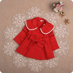 Find More Jackets & Coats Information about 2016 Spring Kids Baby Girls Clothes Button Decoration Lace Cardigan Top Princess Baby Coat Baby trench Drop Shipping Blue,High Quality trench jacket,China trench coat material Suppliers, Cheap trench coat women beige from You and me store on Aliexpress.com
