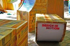 "Divirta-se nas ruas de Seattle com ""Pop-Up! Street Furniture"", por LMN Architects"