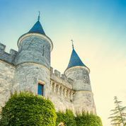 We are a fairytale chateau