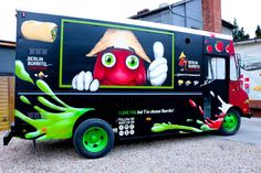 BBC - FOOD TRUCK  the best food truck design you´ve ever seen