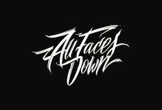 All Faces Down by Mateusz Witczak