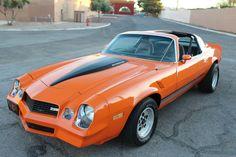 1981 Chevrolet Camaro for sale 1979 Camaro, Chevrolet Camaro 1970, Corvette, Classic Camaro, Chevy Muscle Cars, Pontiac Firebird, American Muscle Cars, Custom Cars, Motor Car