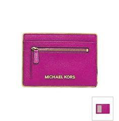 9a8fa620d39b MICHAEL Michael Kors® Jet Set Flat Card Holder at www.bonton.com Michael
