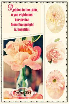 Psalm 33:1