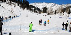 Manali well known for its bewitching beauty and numerous adrenaline pumping activities.