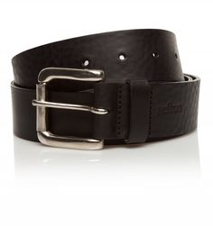 A plain black leather belt from Sefton's own in-store label. Made of tough durable leather with a chunky metal buckle. Has the Sefton logo embossed Black Leather Belt, Leather Belts, Black Belt, Men's Belts, Mens Leather Accessories, Men's Accessories, Designer Clothes For Men, Plain Black, Online Fashion Stores