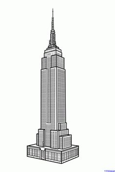 how-to-draw-the-empire-state-building-empire-state-building-step ...