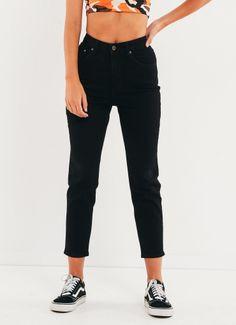 Donna Jeans - Deep Black