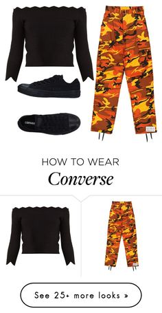 """Basic but brilliant"" by tigerlily789 on Polyvore featuring Alexander McQueen and Converse"