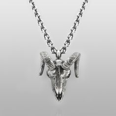 The Goat | Pendants, Necklaces & Chokers by Oz Abstract Tokyo | Online Boutique Oz Abstract Tokyo, Japan