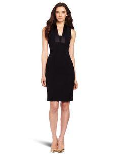 Anne Klein Women's Tuxedo Dress « Clothing Impulse
