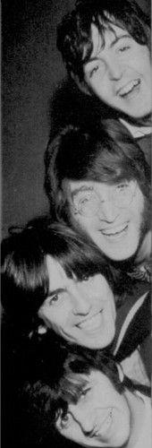 Beatles Verticales
