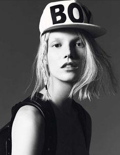 Suvi Koponen for Vogue Paris March 2013 by Mert Alas and Marcus Piggott ♥