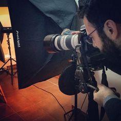 Shooting for Atelier CREARTE.