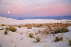 White Sands,\n New Mexico  Photos