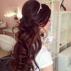 Wedding / Bridal hairstyle