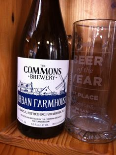The Commons - Urban Farmhouse Ale
