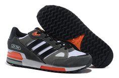 5e0a568ae zapatillas adidas zx 750 hombre v20865 gris negras orange