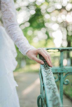 Невеста в винтажном американском платье - The-wedding.ru