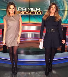 Barbara Bermudo & Pamela Silva