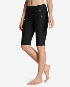 Achieve balance in your yoga wardrobe with these women's Gaiam capri leggings. PRODUCT FEATURES Perfect for low-impact exercise Soft-touch pef -- Continue to the product at the image link.