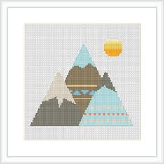 This is an Instant Download PDF Cross Stitch Pattern. ***WINTER SALE*** * Buy ANY 2 patterns and get 1 FREE* * Buy ANY 3 patterns and get 2 FREE* * Buy ANY 4 patterns and get 3 FREE* *(Only READY patterns) *If you have any problems or need help, please contact me! --------------------------------------- Stitch Counts of embroidered image: 89 wide x 76 high Colors Used: 11 I recommend using 14 count Aida fabric with 3 strands of DMC floss. If you want the project to be smaller, use 18 cou...