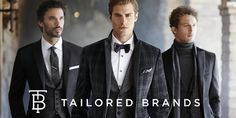 Tailored Brands out with Q3 FY 2016 results.  #Tailored  #fashionbrand