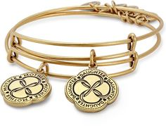 Alex And Ani - Mom and Daughter Infinite Connection Set of 2 #alexandani
