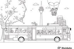 Ausmalbilder Bus Autobus 322 Malvorlage Bus Ausmalbilder