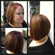 Color and haircut