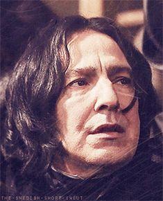 Snape's smirk 3.