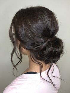 Hair Prom hair Bridal hair updo Prom hair updo Wedding hairstyles bride Lon Bridesmaid Hair Updo BrYou can. Quince Hairstyles, Bridesmaid Updo Hairstyles, Wedding Hairstyles Thin Hair, Updos For Wedding, Simple Bride Hairstyles, Prom Hairstyles Updos For Long Hair, Updos For Thin Hair, Boho Wedding Hair Updo, Simple Wedding Updo