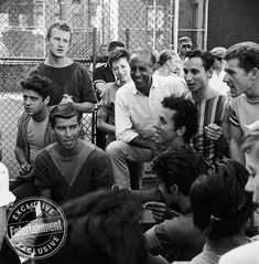 <em>West Side Story</em> returning to theaters: See rare behind-the-scenes photos