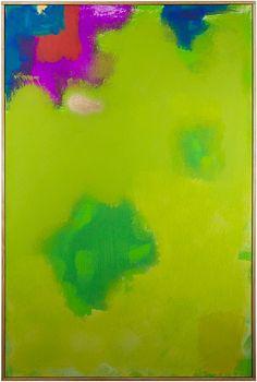 """Lily"" by Jenny Prinn, $825, 24"" x 36"", available at Serena & Lily. #serenaandlily"