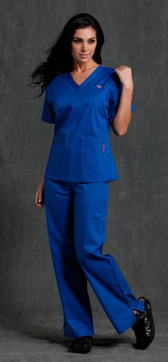 Med Couture scrubs :D
