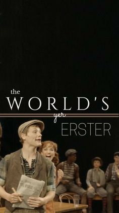Erster: your fancy clam with the poil inside Musical Theatre Broadway, Broadway Shows, Broadway Quotes, Jack Kelly, Theatre Nerds, Theater, Tuck Everlasting, First Love, My Love