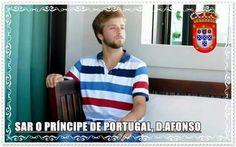 SAR O Príncipe de Portugal D. Afonso