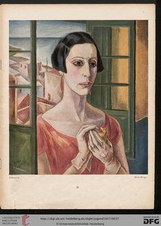 Jugend: Münchner illustrierte Wochenschrift für Kunst und Leben (32.1927)