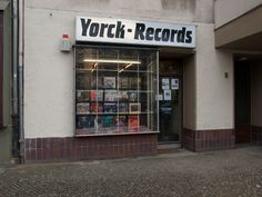 Yorck Records - Berlin - Germany | More Record Stores…