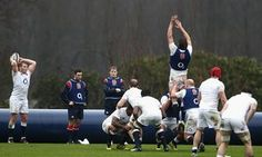England urged to stiffen the sinews as depleted ranks prepare to face France #SixNations