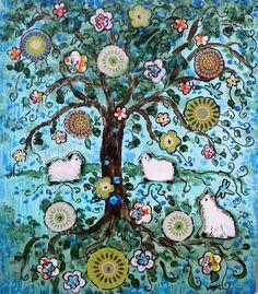 arbre-white