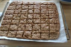 Superenkle havreruter – Grys kjøkkenskriverier Christmas Baking, Oatmeal, Dessert Recipes, Keto, Lunch, Cookies, The Oatmeal, Crack Crackers, Rolled Oats