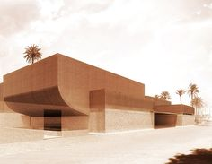dedicated to the work of the french fashion designer, the new musée yves saint laurent marrakech (mYSLm) will open its doors in autumn 2017.