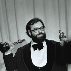 The amazing Francis For Coppola with #Oscar statuettes   #FrancisFordCoppola #Godfather