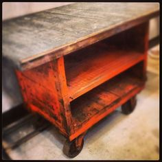 diy kitchen island/table - Google Search